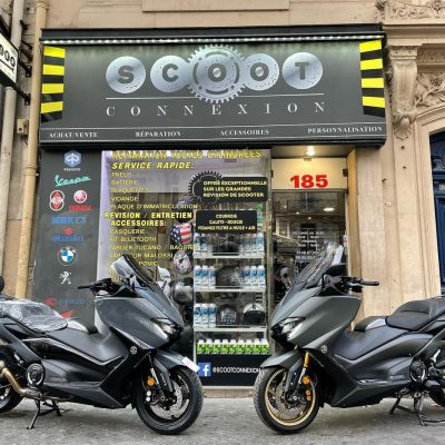 Magasin scoot connexion
